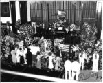 Bankhead Funeral: Inside Church