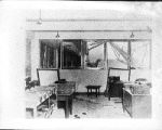 Damaged Office Interior