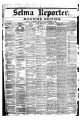 Selma Reporter (morning edition), December 1864.