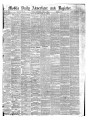 Mobile Daily Advertiser and Register, April 1864.