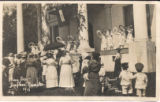 Daphne Normal School May Day 1918