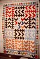 "Migration"" quilt by Nora Ezell at the Alabama Artists Gallery at 1 Dexter Avenue in..."