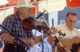 The Whited Family performing at the 1989 Alabama Folklife Festival in Birmingham, Alabama.
