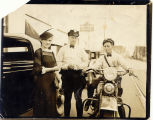 Henry Franelich, Mobile AL. motorcycle police