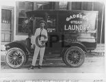 Gadsden Steam Lady Truck