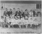 McCauley's Chapel Methodist Church School Group