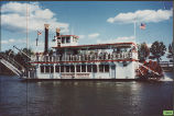 Alabama Princess Riverboat - Photograph by Lloyd Wagnon