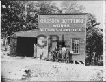 Gadsden Bottling Works 1909