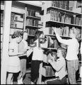 Troop 626 at library, 1964