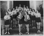 Gaston Girls Basketball 1939