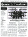 Quarterly Newsletter (Shelby County Historical Society), February 2013.