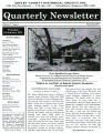 Quarterly Newsletter (Shelby County Historical Society), November 2015.