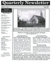 Quarterly Newsletter (Shelby County Historical Society), August 2009.