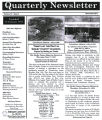 Quarterly Newsletter (Shelby County Historical Society), November 2011.