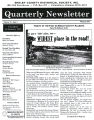Quarterly Newsletter (Shelby County Historical Society), February 2011.