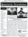Quarterly Newsletter (Shelby County Historical Society), May 2012.