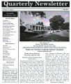 Quarterly Newsletter (Shelby County Historical Society), May 2013.