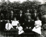 Family Group, Unidentified