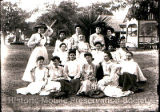 Group of Women at Monroe Park