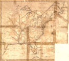 """Map of the United States including Louisiana."""