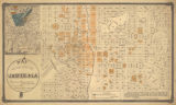 """Map of the City of Jasper, Ala."""