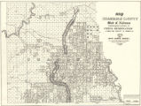 """Chambers County, State of Alabama, Exhibiting the Locations of Creek Reservation Under the..."