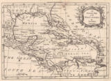 """An Accurate Map of the West Indies."""