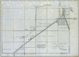 """Map Showing Roads Leading Into Demopolis, Alabama."""