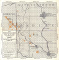 """Map Showing Lands Known as Mobile & Ohio Railroad Lands, in Mobile County, Ala., and..."