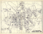 """City of Montgomery, Council District Map."""