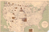 """Map Showing Indian Reservations within the Limits of the United States."""