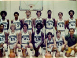 Northeast Alabama State Junior College Mustangs Men's Basketball Team Photograph, 1978-79