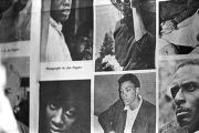 "Bottom portion of the photo spread ""Black Faces of Alabama,"" which appeared on page 3 of..."