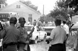 "White man being arrested in Philadelphia, Mississippi, probably during the ""March Against..."