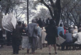 Rally at Kelly Ingram Park in in Birmingham, Alabama, protesting the incarceration of Martin...
