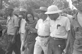 Coretta Scott King, Martin Luther King, Jr., James Meredith, and others, participating in the...