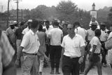 "Stokely Carmichael and others, participating in the ""March Against Fear"" through..."