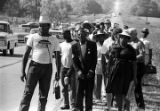 "Fannie Lou Hamer and others, participating in the ""March Against Fear"" through..."