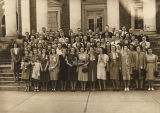 Attendees at the Presbyterian Student Conference.