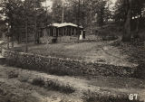 Caretaker's cottage at the State Training School for Girls in Jefferson County, Alabama.