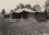 Matzuyama Cottage at the State Training School for Girls in Jefferson County, Alabama.