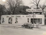 Campaign headquarters for George Wallace.