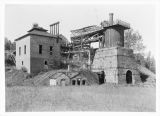 Bibb Furnace at Brierfield, Alabama.
