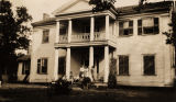 Home of Colonel W. O. Winston in Sumter County.