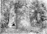 Ruins of the Brighthope Furnace in Bibb County.