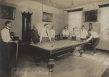 """Patients at Billiards."""