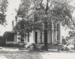"""Shady Rest,"" the Tyson home on Mildred Street in Montgomery, Alabama."