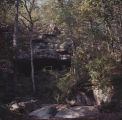 Outside Russell Cave in Jackson County, Alabama.