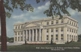 """State Department of Archives and History Building, Montgomery, Ala."""