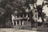 "Kirkbride home in Mobile, ""believed to be the oldest residence in Alabama."""
